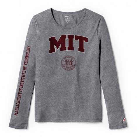 Women's Freshy MIT Long Sleeve T Shirt