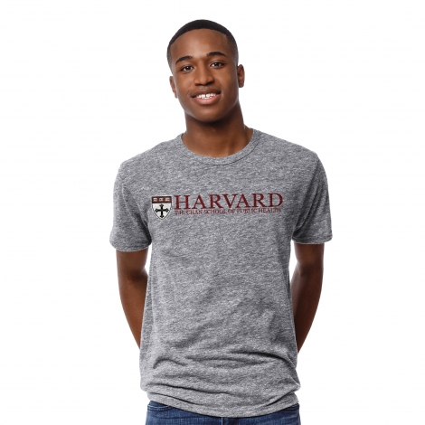 Harvard T.H. Chan  School of Public Health Victory Falls Tee Shirt