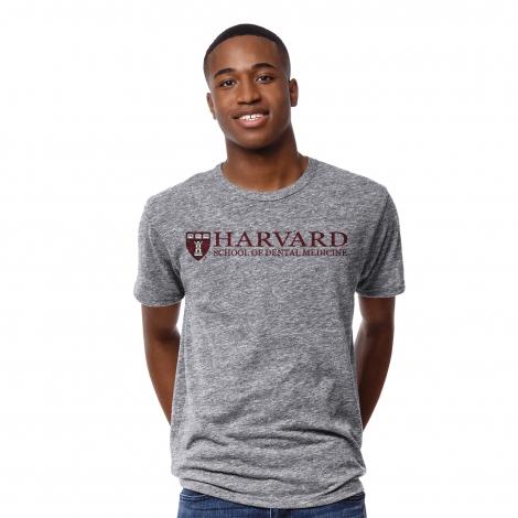 Harvard School Of Dental Medicine Victory Falls Tee