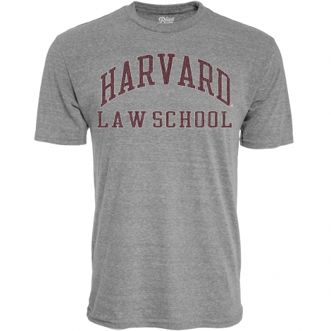 Harvard Law School Tri-Blend Tee Shirt
