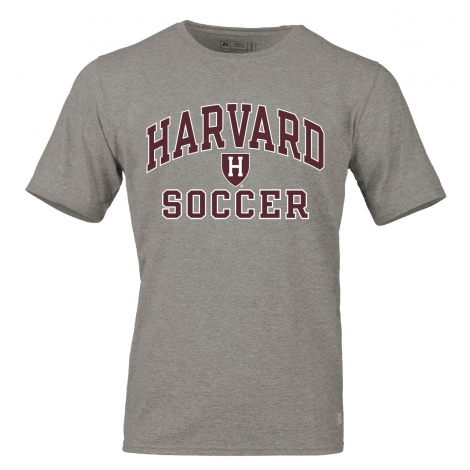 Harvard Soccer Essential Short Sleeve Tee Shirt