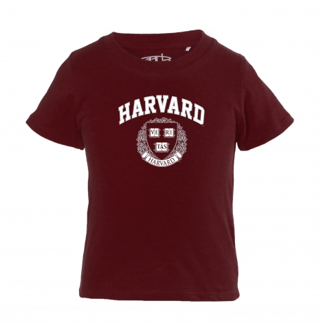 Harvard Infant Maroon Tee Shirt