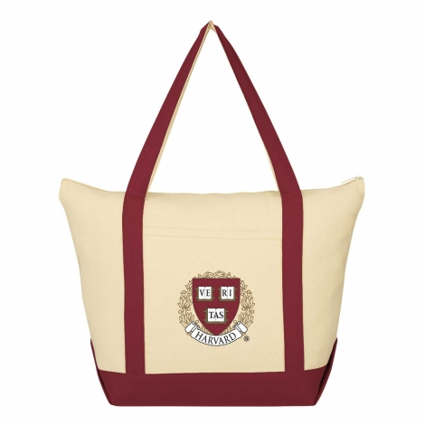 Harvard Seal Medium Tote Bag
