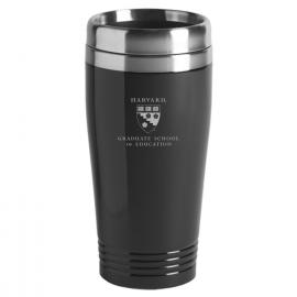 Harvard Graduate School of Education 16 oz Stainless Steel Travel Mug