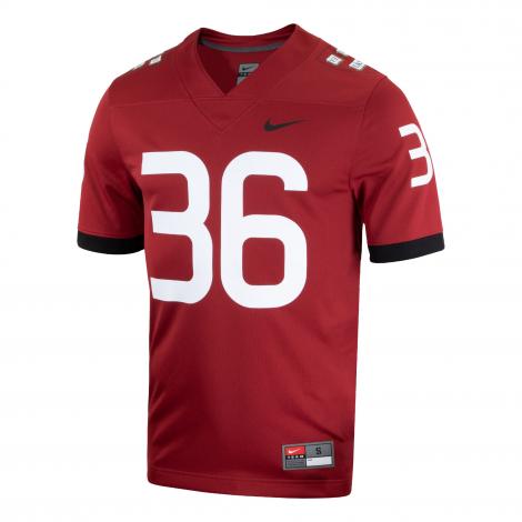 Harvard Nike Replica Football Jersey