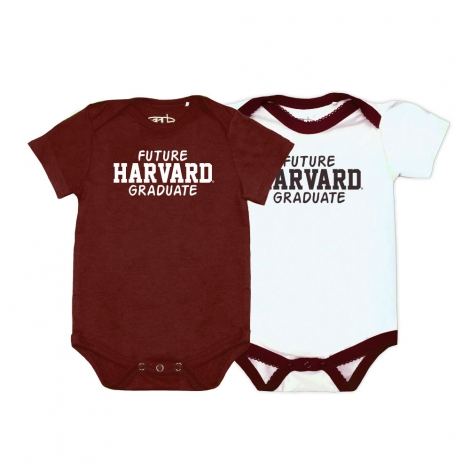 Harvard Infant 2 Pack Onesie Set