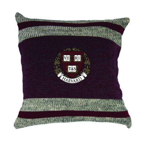 Harvard Worksock Pillow Cover