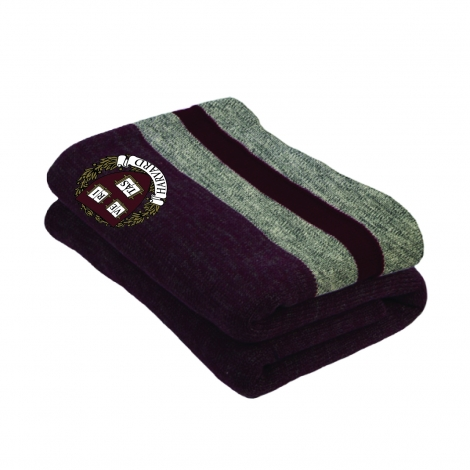 Harvard Worksock Blanket