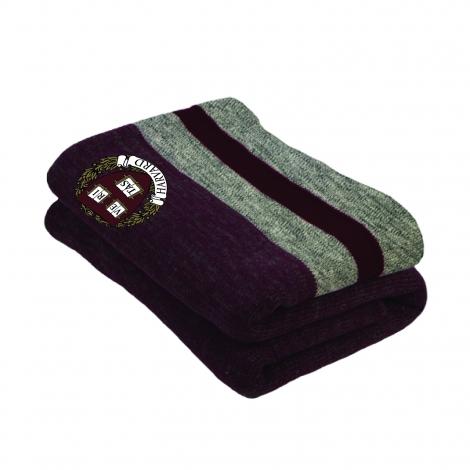 Harvard Worksock Blanket
