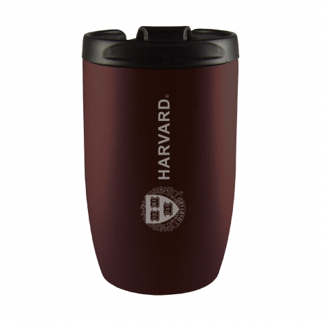 Harvard Keeper Kup Travel Tumbler