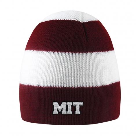 MIT Rugby Knit Beanie