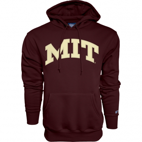 MIT Classic Hamden Applique Hooded Sweatshirt
