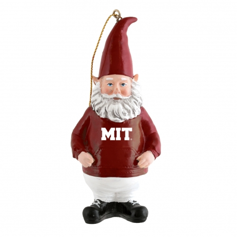 MIT Gnome Ornament