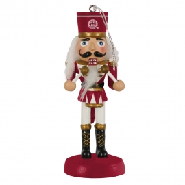 Harvard Nutcracker Ornament