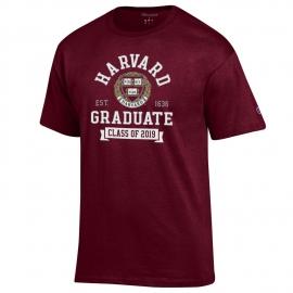 Harvard 2019 Graduate Tee