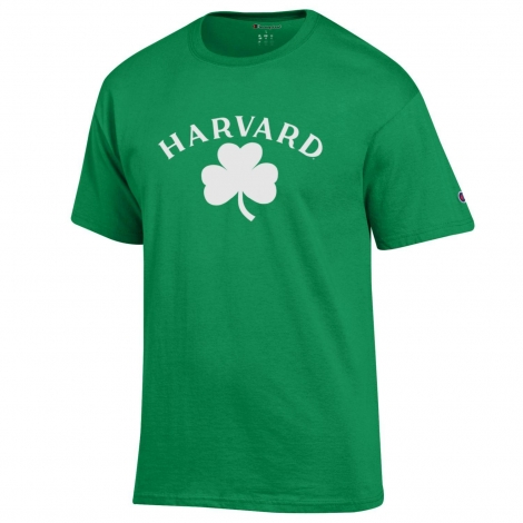 Harvard Shamrock Tee Shirt