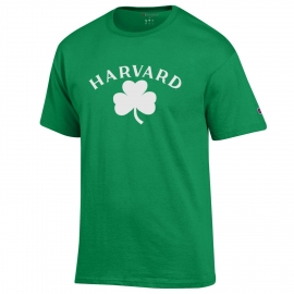Harvard Shamrock Tee Shirt