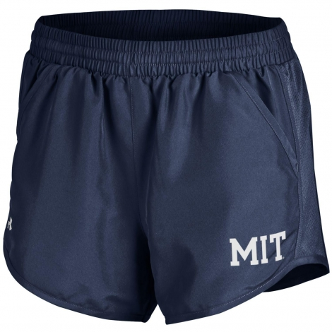 MIT Women's Under Armour Fly By Shorts