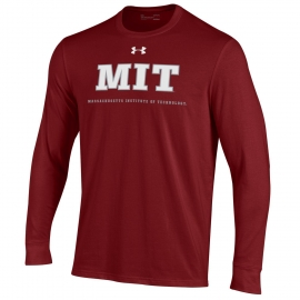 MIT Under Armour Long Sleeve Tee Shirt