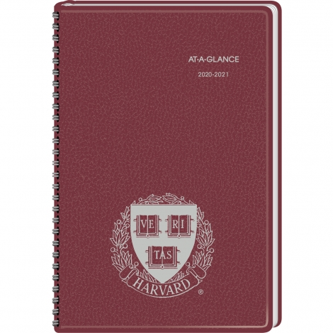 Harvard Academic Weekly Planner