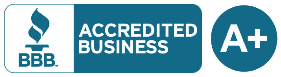 Certified by the Official Better Business Bureau