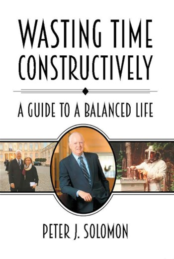 Wasting Time Constructively: A Guide to a Balanced Life