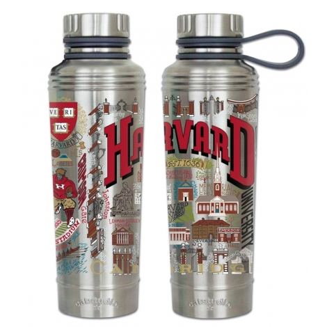 Harvard Catstudio Stainless Steel Thermal Bottle