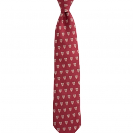 Vineyard Vines Tie with Harvard Shield Design