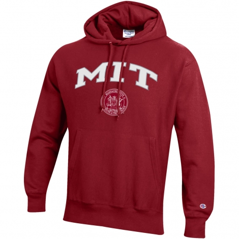 Reverse Weave MIT Hooded Sweatshirt