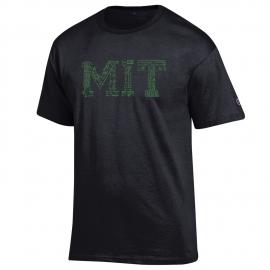 MIT Black Formula Tee Shirt