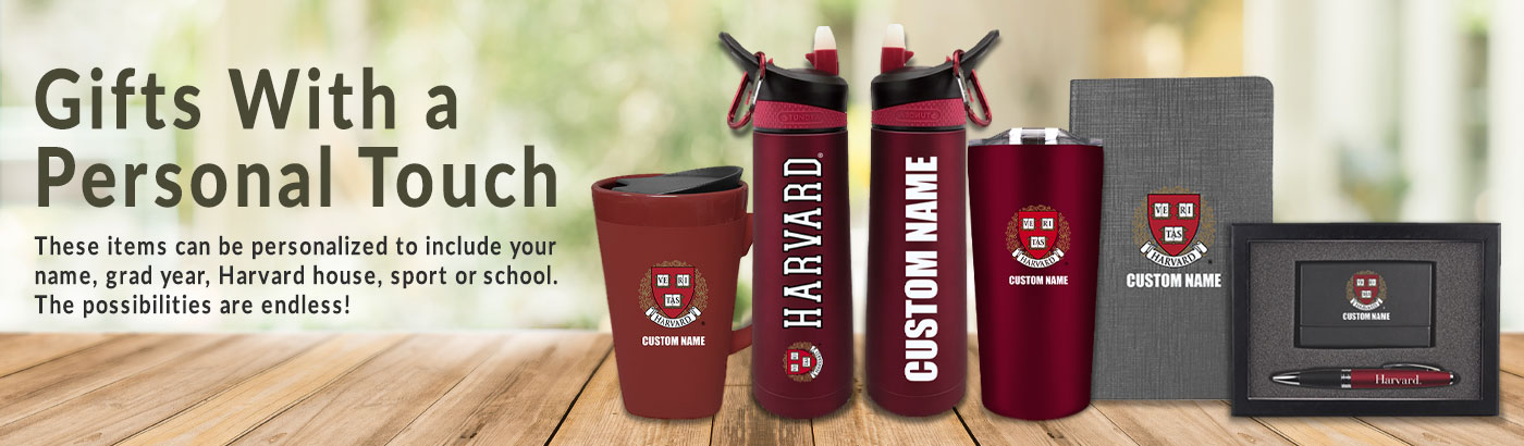 Harvard Personalized Gifts