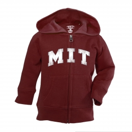 MIT Infant Full Zip Hoodie