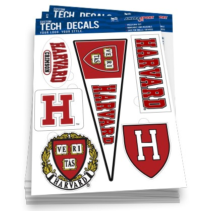 Harvard Tech Sticker Sheet
