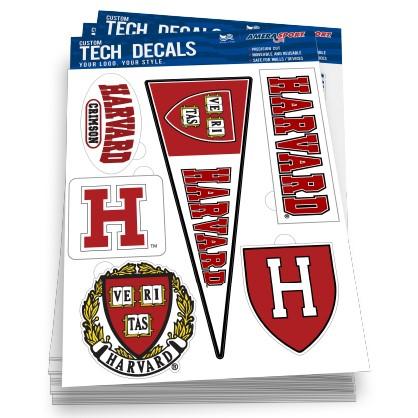 Harvard Tech Sticker Sheet