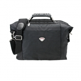 Harvard Duffel Bag with Custom Medallions