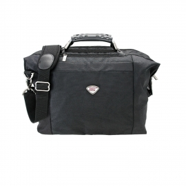 MIT Duffel Bag with Custom Medallions