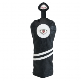 Harvard Driver Headcover with Custom Medallions