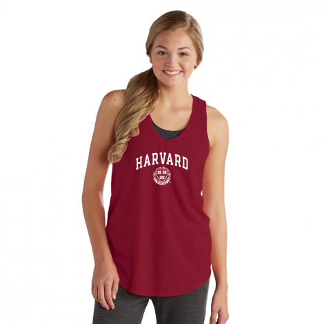 Harvard Women's At Ease Tank