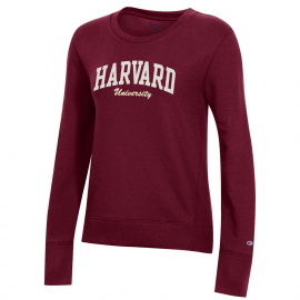 Harvard University Women's Champion Crew Neck Sweatshirt