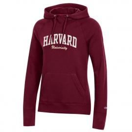 Harvard University Women's Champion Hooded Sweatshirt