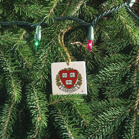 Harvard Screencraft Tileworks Ornament