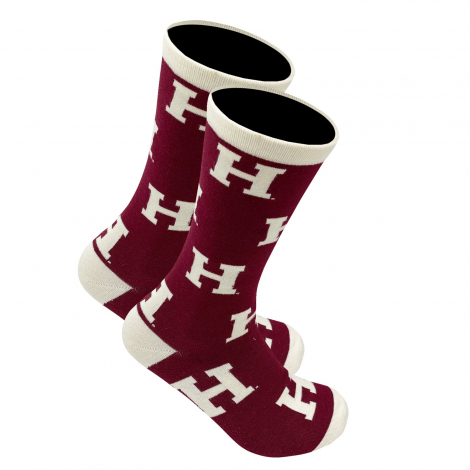 Harvard Mid Calf Dress Sock