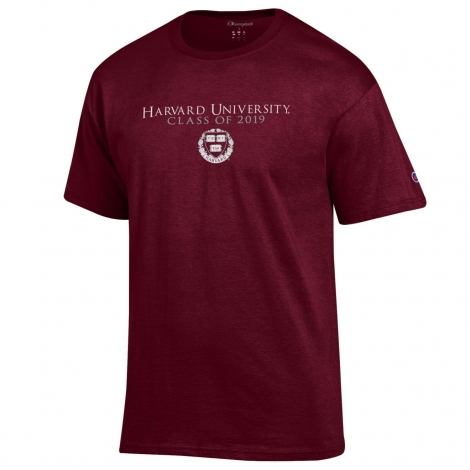Harvard Class of 2019 Tee Shirt