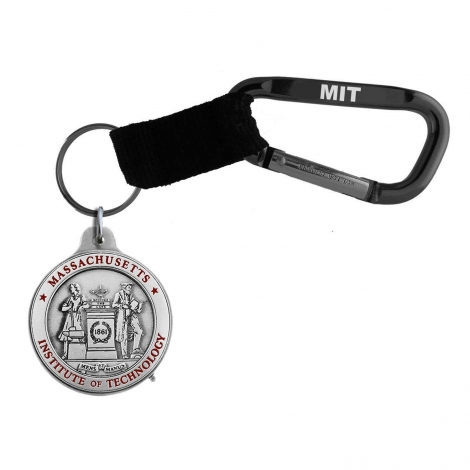 MIT Seal Key Chain