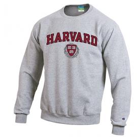 Classic Grey Crew Sweatshirt