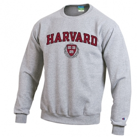 Harvard Seal Crewneck Sweatshirt