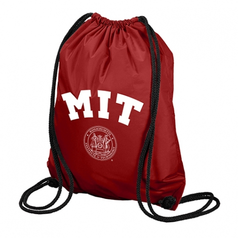 MIT Burgundy Back Sack