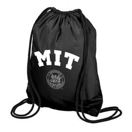 Nylon MIT Black Back Sack