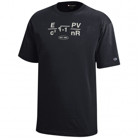 MIT Youth Math Equation Tee Shirt