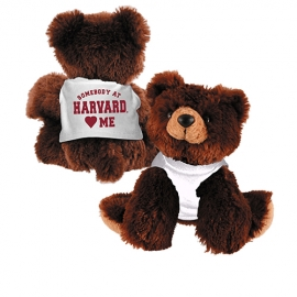 Harvard Somebody Love Me Teddy Bear